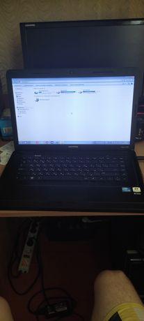 Продам ноутбук Compaq cq57