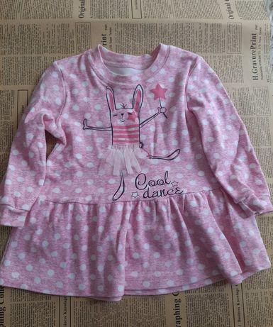 Детское платье 2 года