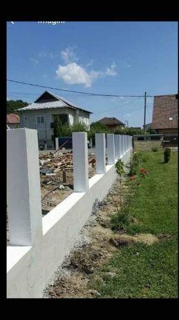 Constructii / Garduri / Fier beton fasonat / Etrieri / Stalpi/ Centuri