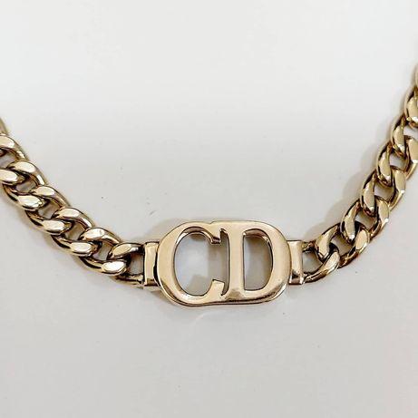 Золотой браслет Dior CD 585 Пробы