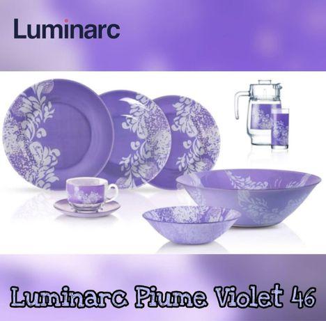 Сервиз столовый Luminarc  Piume Pink