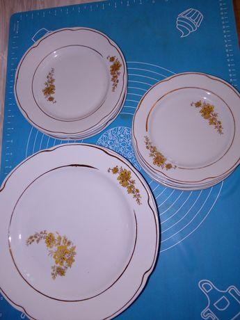 Тарелки для столовой продам
