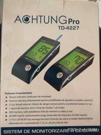 Aparat glicemie, Glucometru Achtung Pro TD-4227