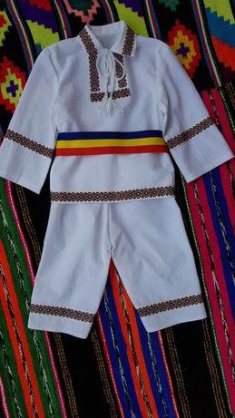 Costum popular pentru baieti