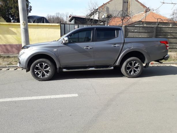 Fiat FULLBACK Double Cab LX 2.4 TD 133 CP 4WD 5AT