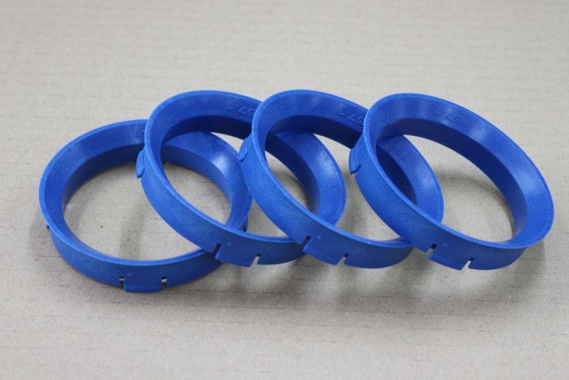 66,6-57,1 Втулки (центриращи пръстени) за джанти VW, Audi, Skoda, Seat с. Горни Богров - image 1