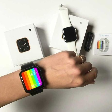 Смарт-часы!  Часы W26+!  Smart Watch W26+!Умные смарт часы W26+ !