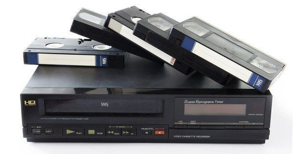 Transfer materiale video casete VHS pe DVD