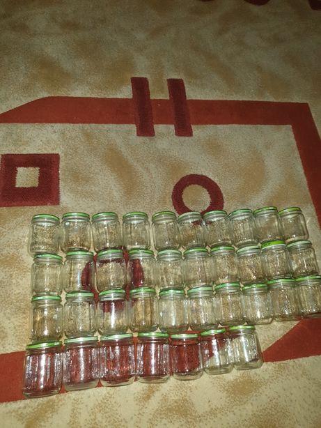 Borcane borcanase 1 leu. Accesorii sticla condimente sau pt marturii