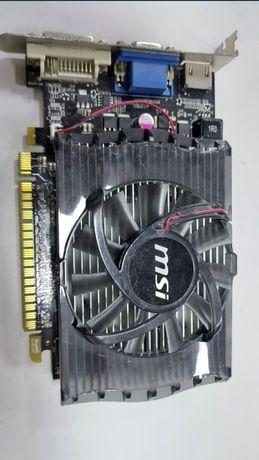 Видеокарта GT630 4gb