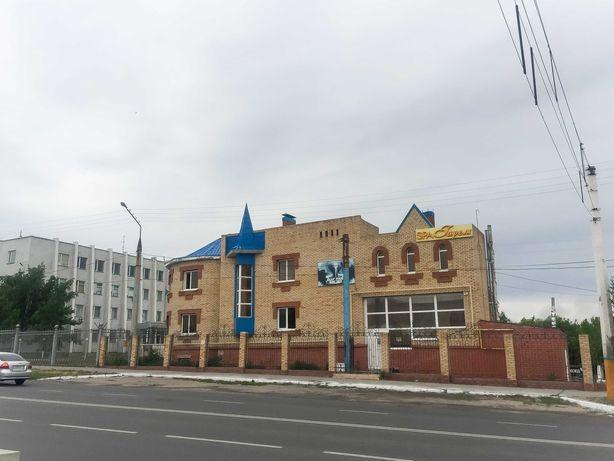 Продам здание в центре города 800 кв.м. на участке 15.7 соток 130 млн.