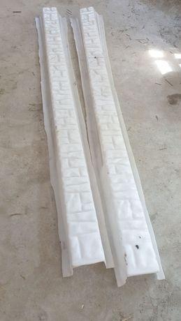 Matrite stalpi gard prefabricate grosime 4 mm