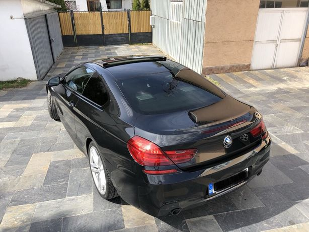 Bmw 640d /x-drive / Virtual cockpit/ M-packet/ Bang&Olufsen /