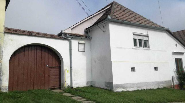 Vand casă săsească in Seica Mica