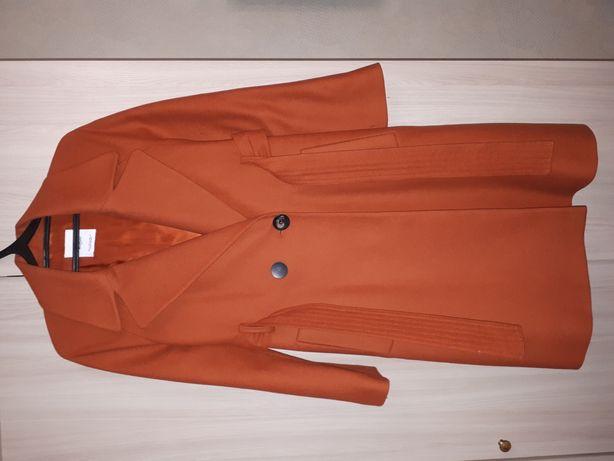Новое пальто кашемировое (mango)