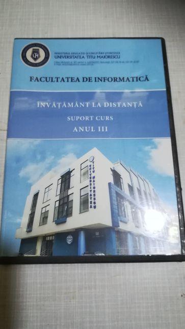 Cd-uri  facultatea de informatica(sigilate)
