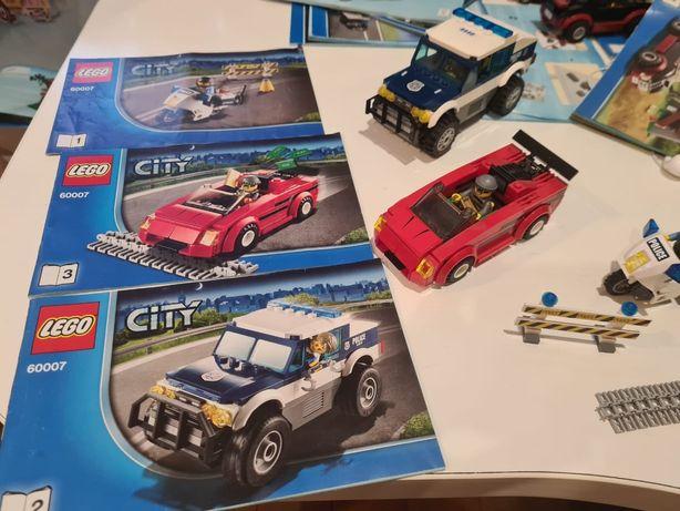 Lego набор конструктор 60007