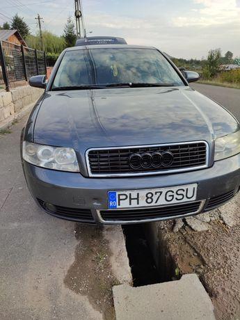 Audi A4 B6 cu GPL