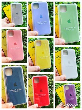 Folie + Husa iPhone 11 Pro/ 11 Pro Max Originala 