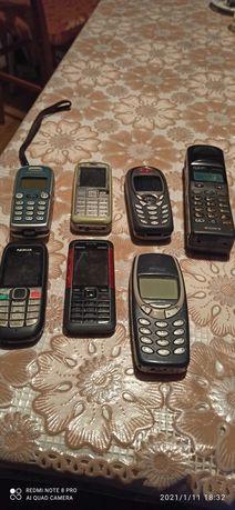 Телефони - за части