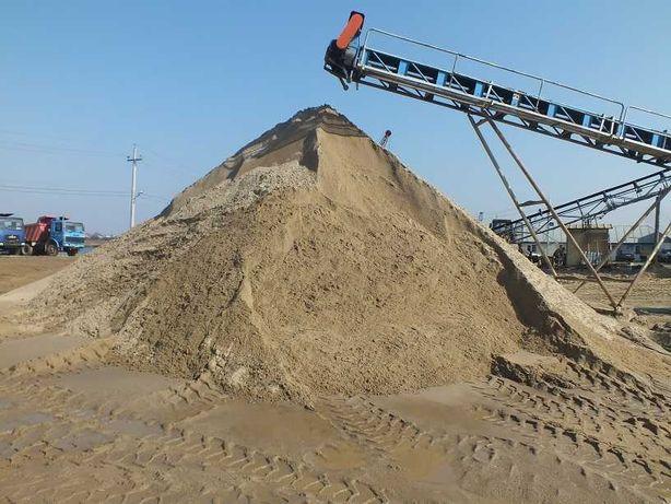 Nisip pentru zidari, nisip sapa, piatra, Bucuresti si ilfov