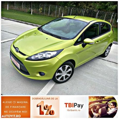 Ford Fiesta Rate /
