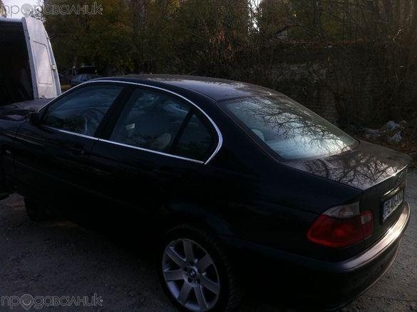 BMW 330xd E46 4x4 На Части 184кс. Бмв Е46