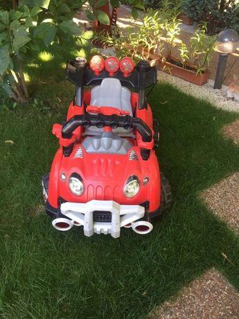 Mașinuța electrică