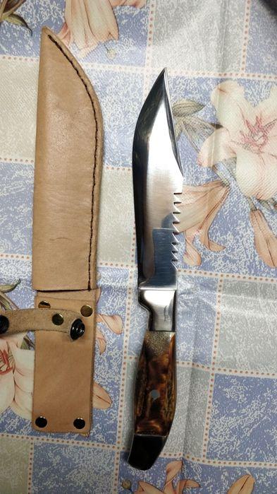 Cuțit de vânătoare! Aricestii Zeletin - imagine 1