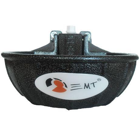 Adapatoare EMT capacitate 2 l cu clapeta din fonta