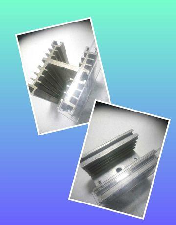 Radiator racire electronice aluminiu