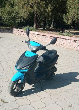 Мопед, скутер, мотоцикл