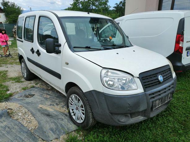 Dezmembrez Motor Fiat Doblo 1.3 Multijet AC / 1.2 benzină