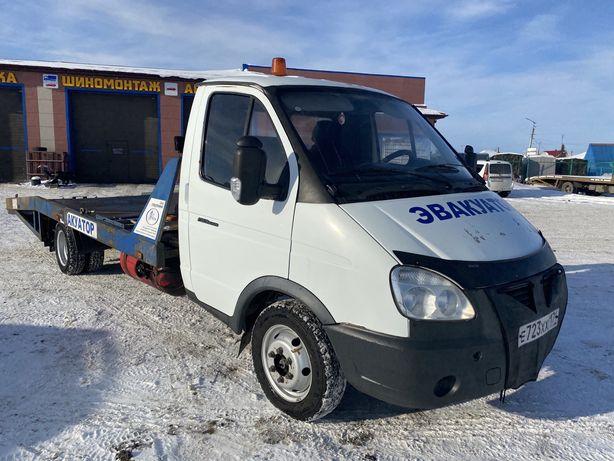 Услуги эвакуатора РФ-РК