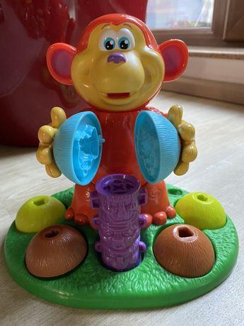 Maimuta Play Doh/Figurine plastelina