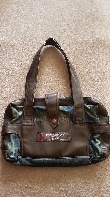 Дънкова чанта гр. Кърджали - image 1
