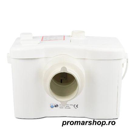 Pompa wc cu alarma Sanitrit H600-D