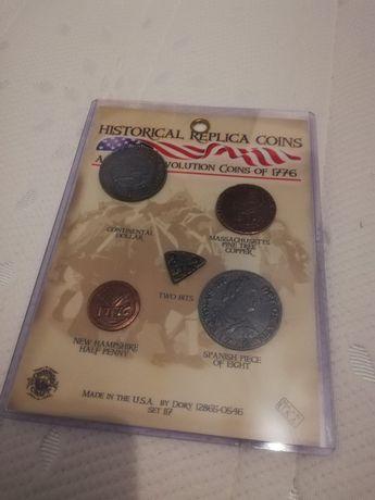 Реплики на американски монети