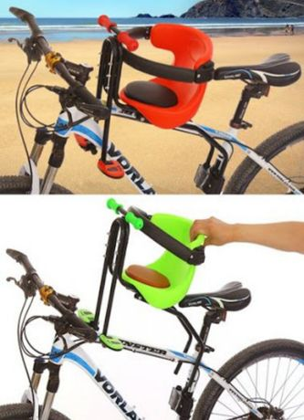 Велосиденье  Велокресло для перевозки детей