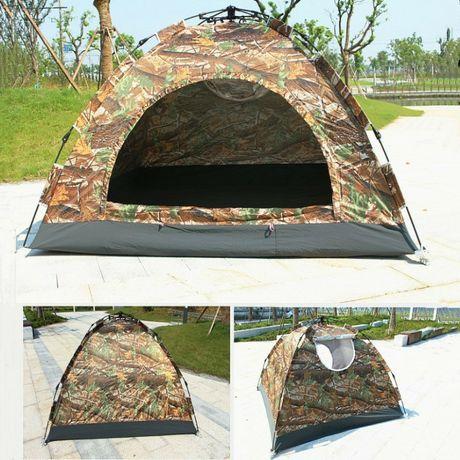 Палатка зонтичная автоматическая быстро складывается для пляжа рыбалки