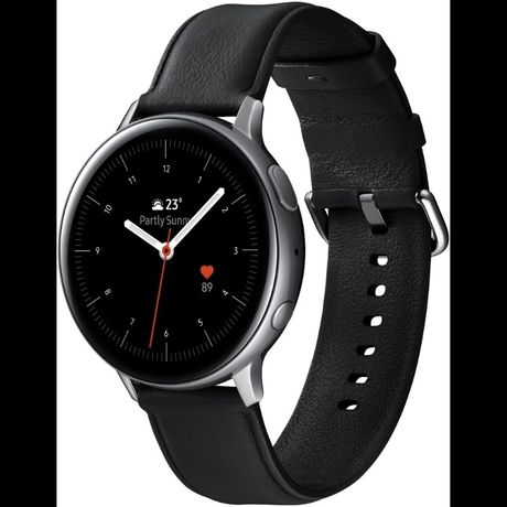 NEW Samsung Galaxy Watch Active 2 44 mm Stainless Steel/ Галакси Актив