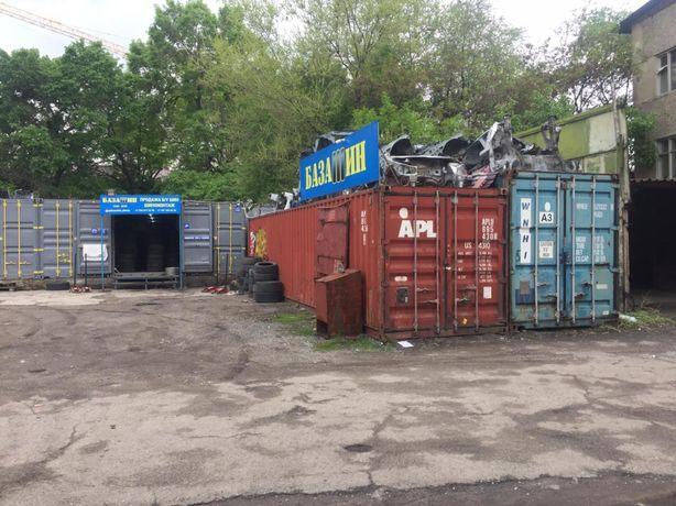 Продается 40 тонный морской контейнер