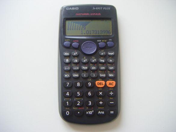 Калкулатор Casio