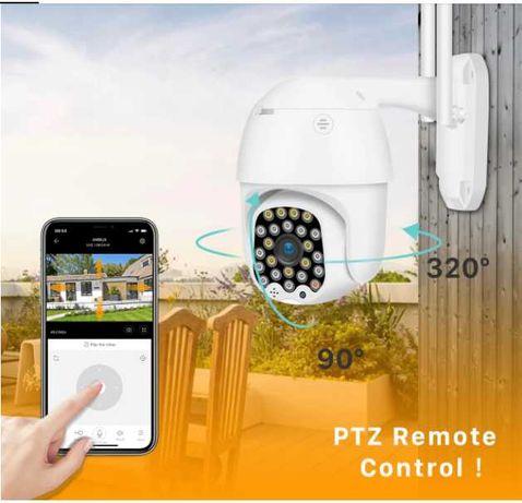 Camera Wifi de exterior, senzor de miscare