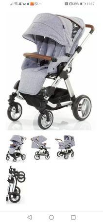 Бебешка количка ABC design turbo 4s