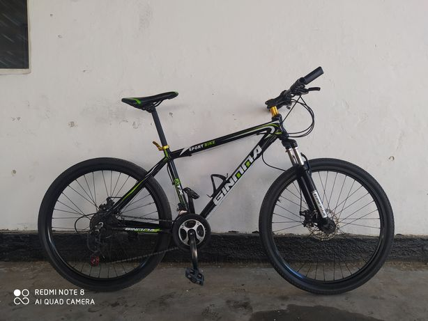 Велосипед Ginmma