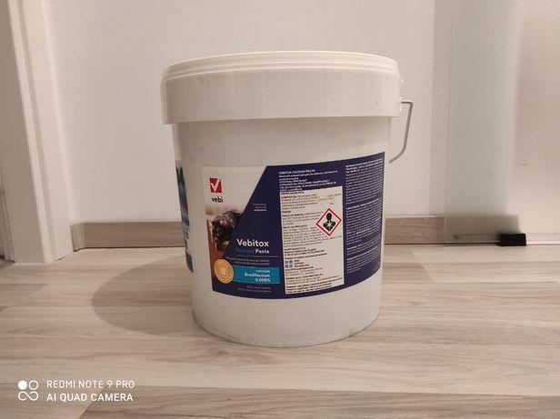 Raticid profesional (otrava) sobolani Vebitox Facoum Pasta 10kg