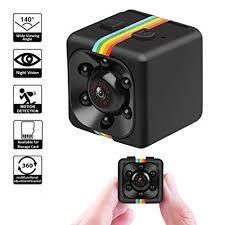 FULL HD шпионска камера кубче