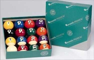 продавам билярдни топки Aramith Belgian Premier