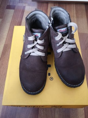 Осенние ботинки на мальчика рр 35